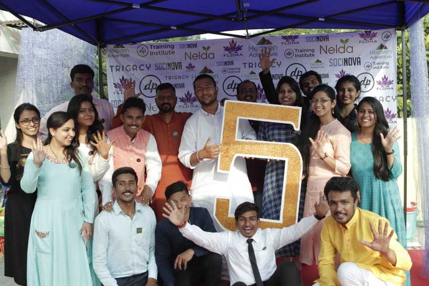 Deshpee Group Turns 5: Message from the Mentor
